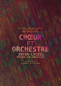 Concerts du Choeur et Orchestre Inter-Lycées – 5 et 6 avril 2018